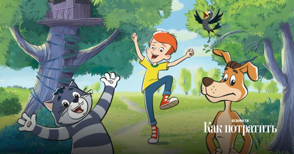 Топ-5 мультфильмов, рекомендованных психологами