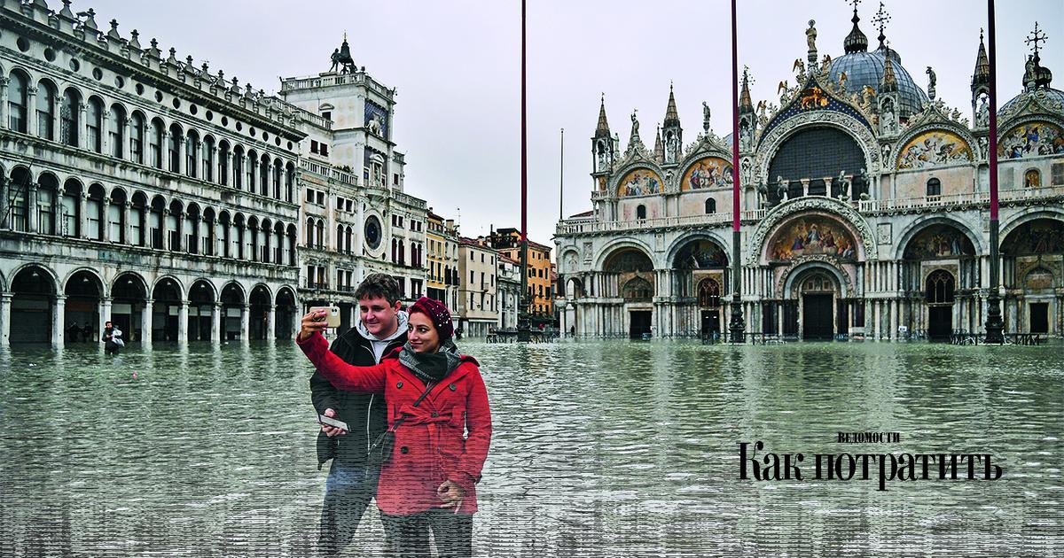 Вселенсикй потоп: как бизнес спасал Венецию