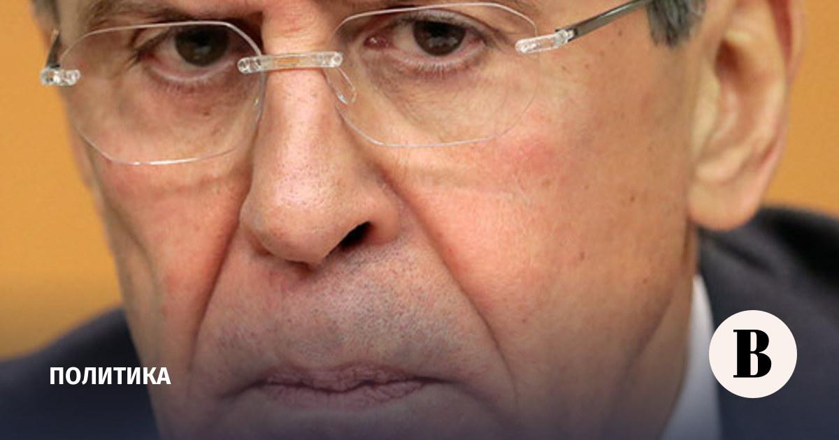 Лавров: Не Россия дестабилизирует Украину