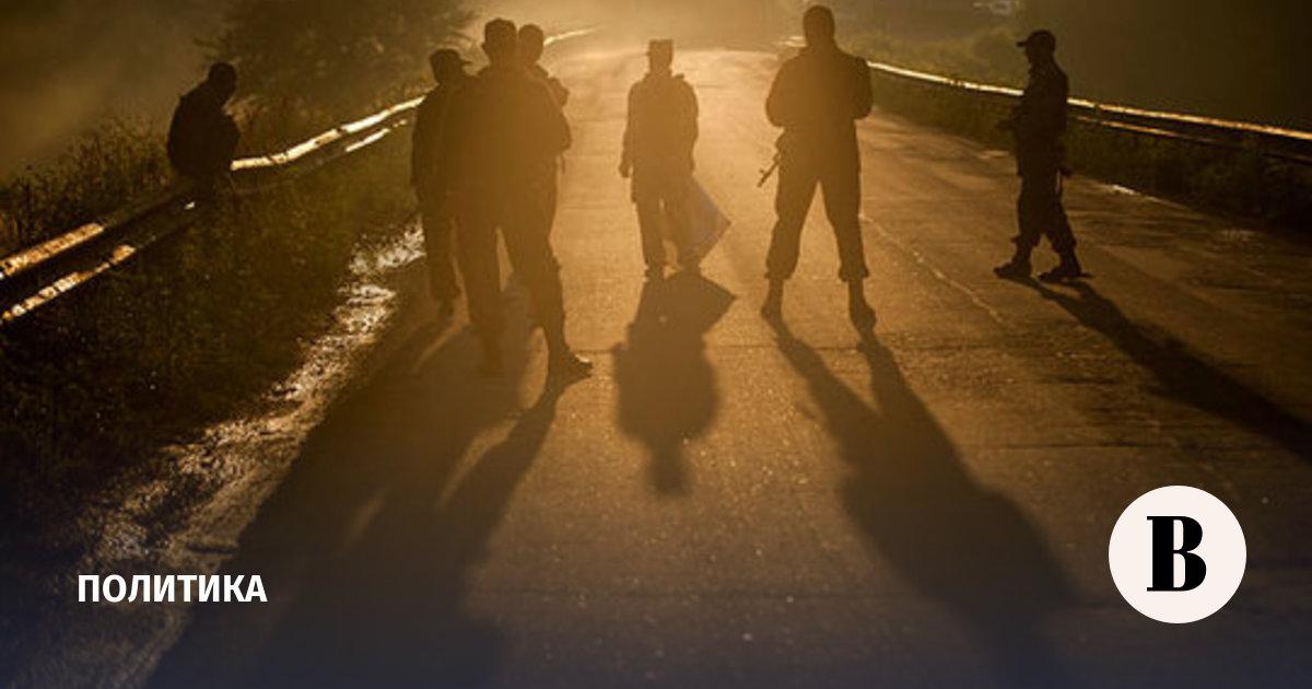 Донецкая республика объявила о прекращении огня до 27 июня