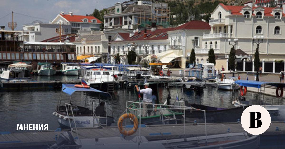 Андрей Зубов: Крым наш?