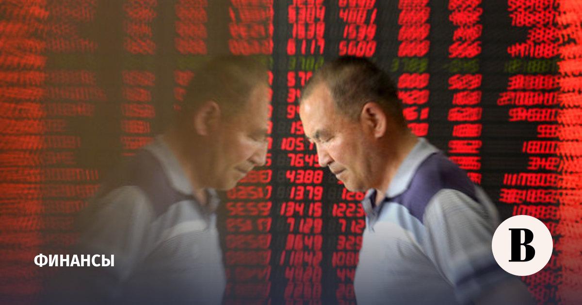 Стоимость фондового рынка Китая удвоилась за год, превысила $10 трлн