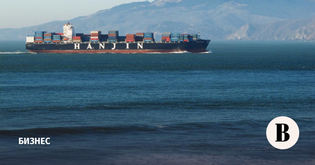 банкротство hanjin shipping