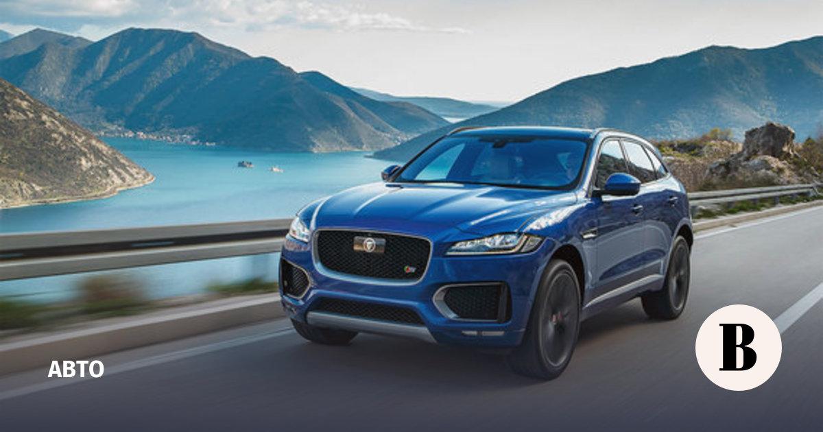 Jaguar F-Pace: Красиво рычит