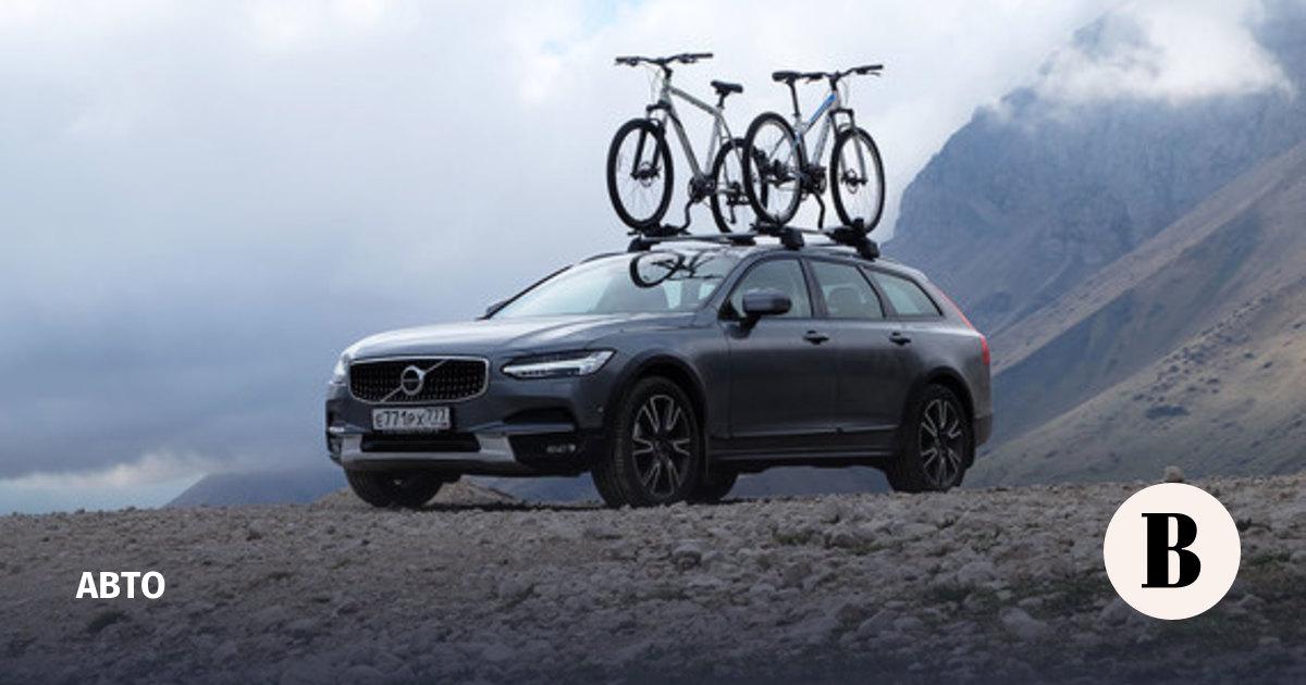 Volvo V90 Cross Country: Философский танк – ВЕДОМОСТИ