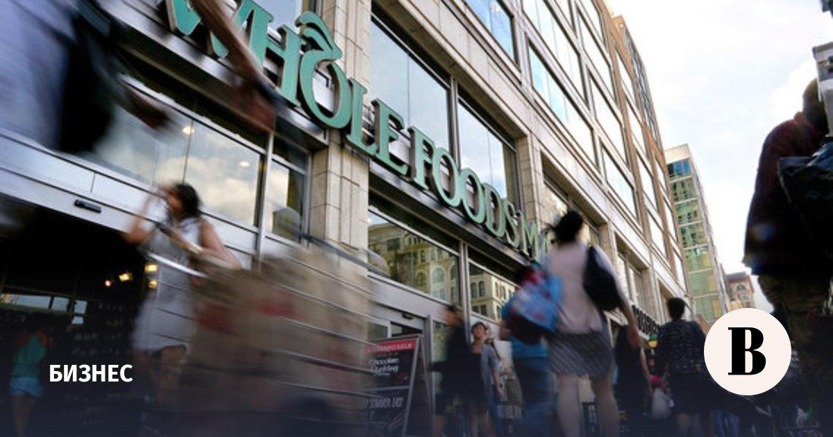 Amazon купит сеть премиальных супермаркетов Whole Foods за $13,7 млрд