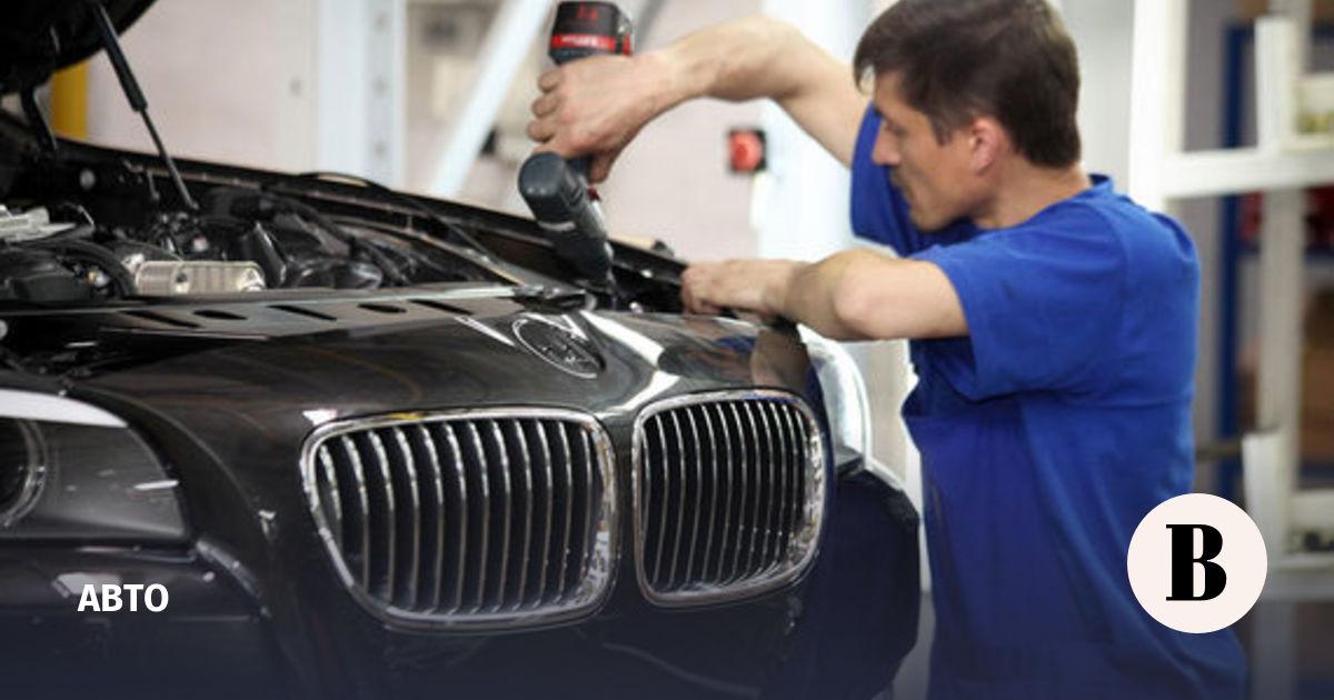 BMW хочет построить в России завод полного цикла