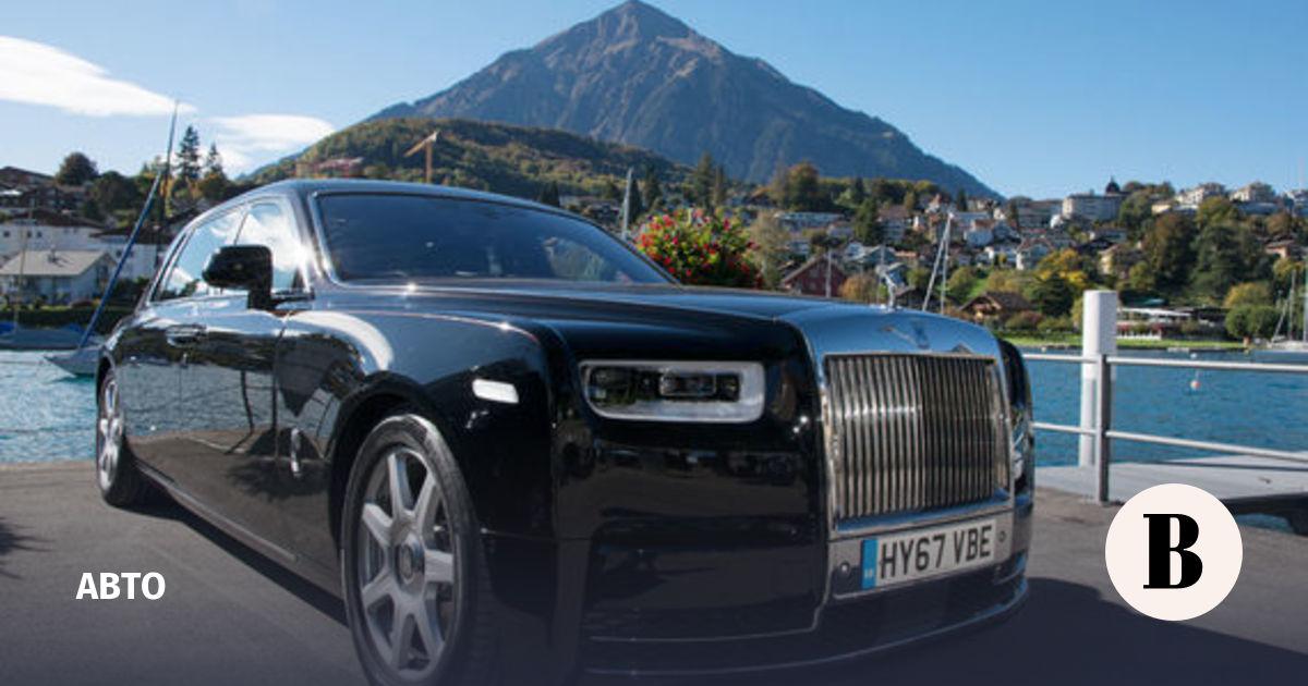 Rolls-Royce Phantom VIII: Музей на колесах