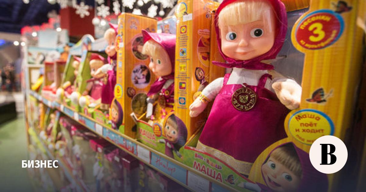 4f768da72bb ВГТРК и «Ростелеком» откроют магазины игрушек из российских мультфильмов –  ВЕДОМОСТИ