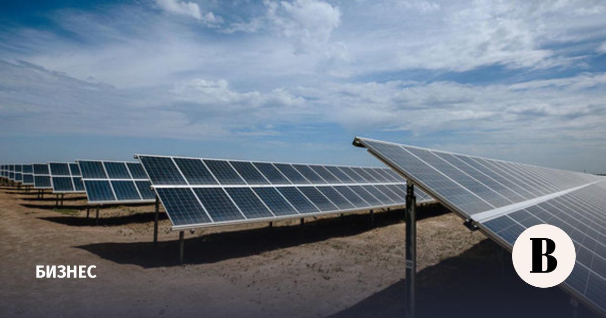 Vekselberg y Chubais retiran la energía solar de las sanciones - Vedomosti