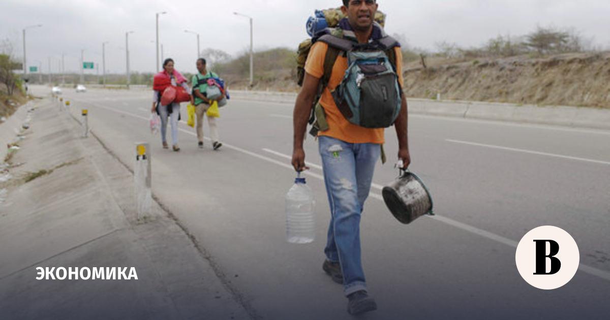 Венесуэла пустеет из-за кризиса
