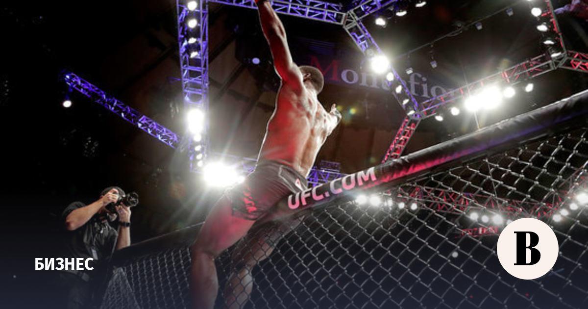 РФПИ и партнеры потратили на совместный бизнес с UFC $10 млн