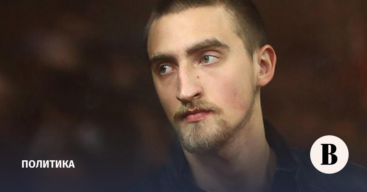Актера Павла Устинова отпустили из СИЗО