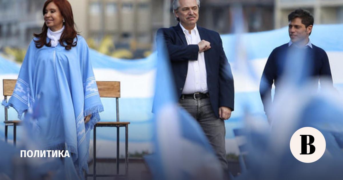 Правый президент Маурисио Макри проиграл выборы в Аргентине