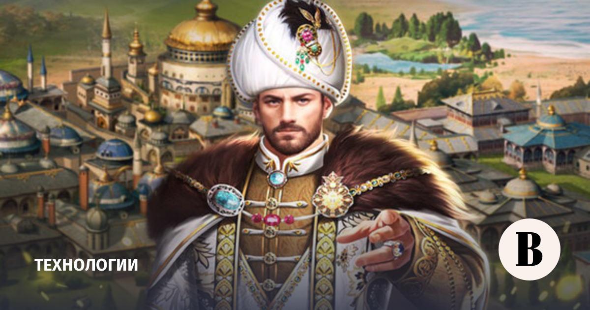 «Великий султан» стал лидером по тратам россиян в мобильных играх