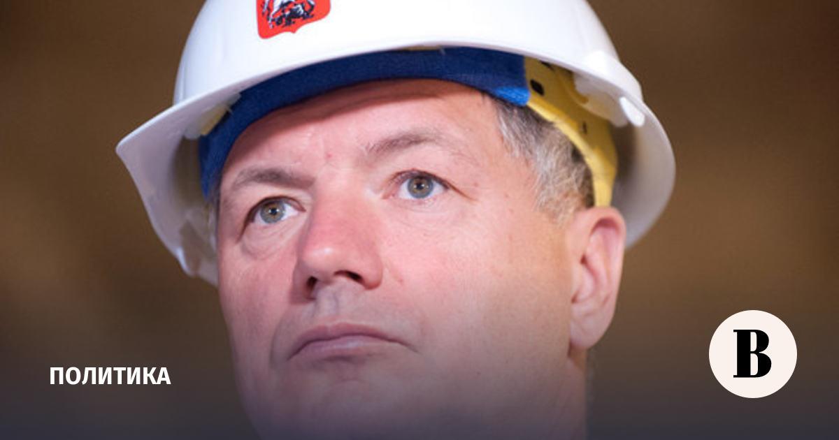 Заместитель Собянина стал вице-премьером