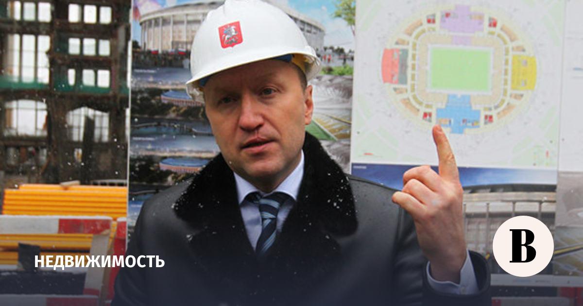 Собянин выбрал заместителя вместо назначенного в правительство Хуснуллина
