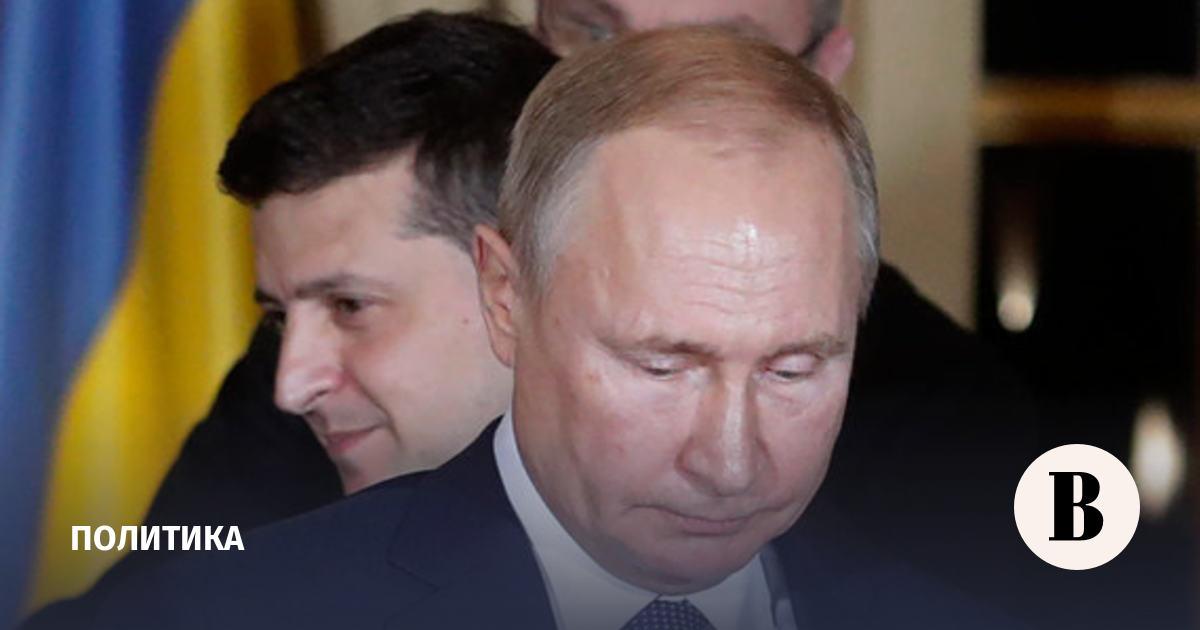 Кремль: у Путина нет времени на долгие переговоры с Зеленским в Израиле