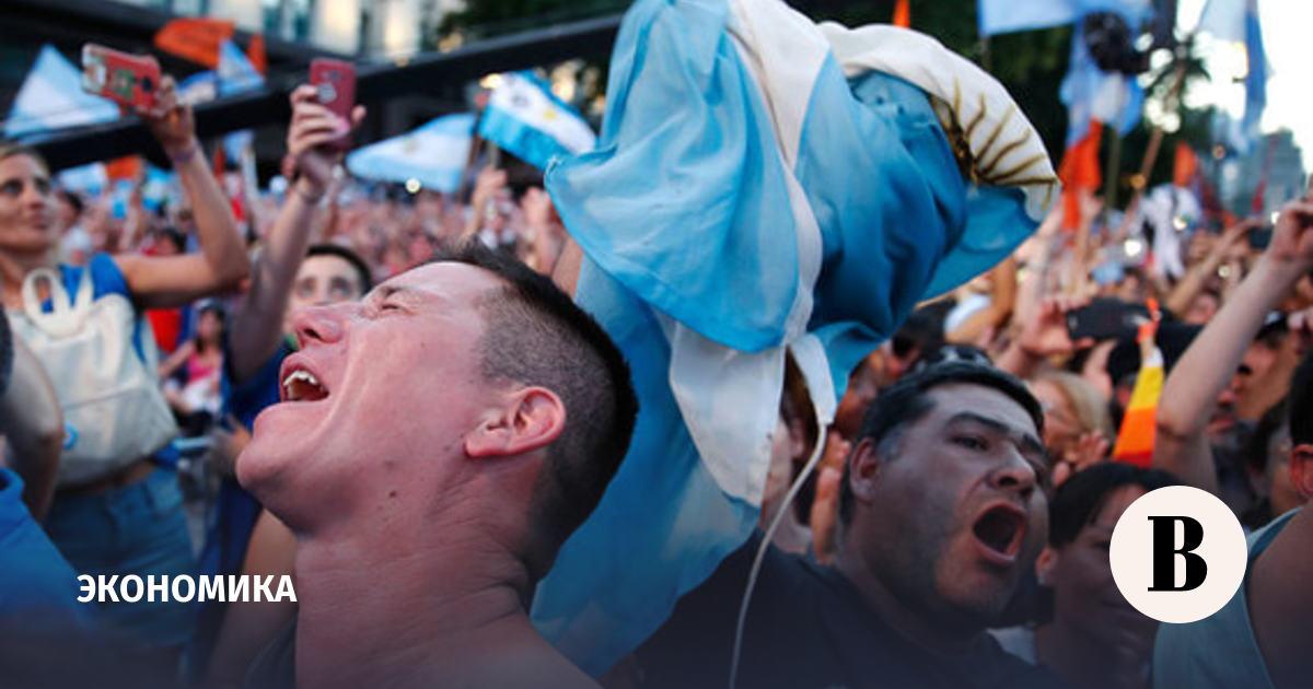 Аргентина снова готовится реструктурировать долг
