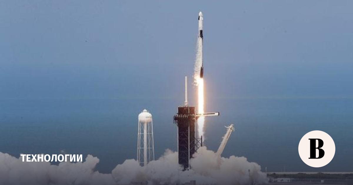 SpaceX запустила к МКС корабль Crew Dragon с астронавтами