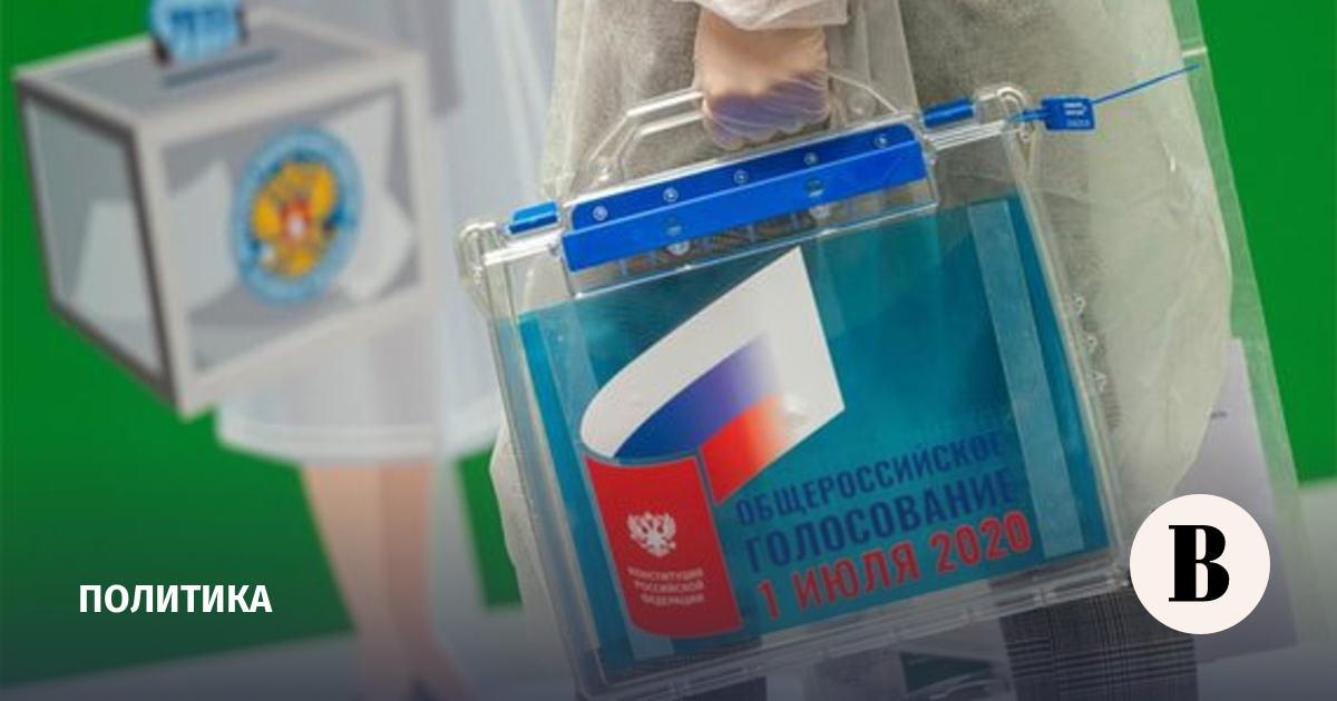 Электронное голосование по поправкам в Конституцию пройдет по московским правилам