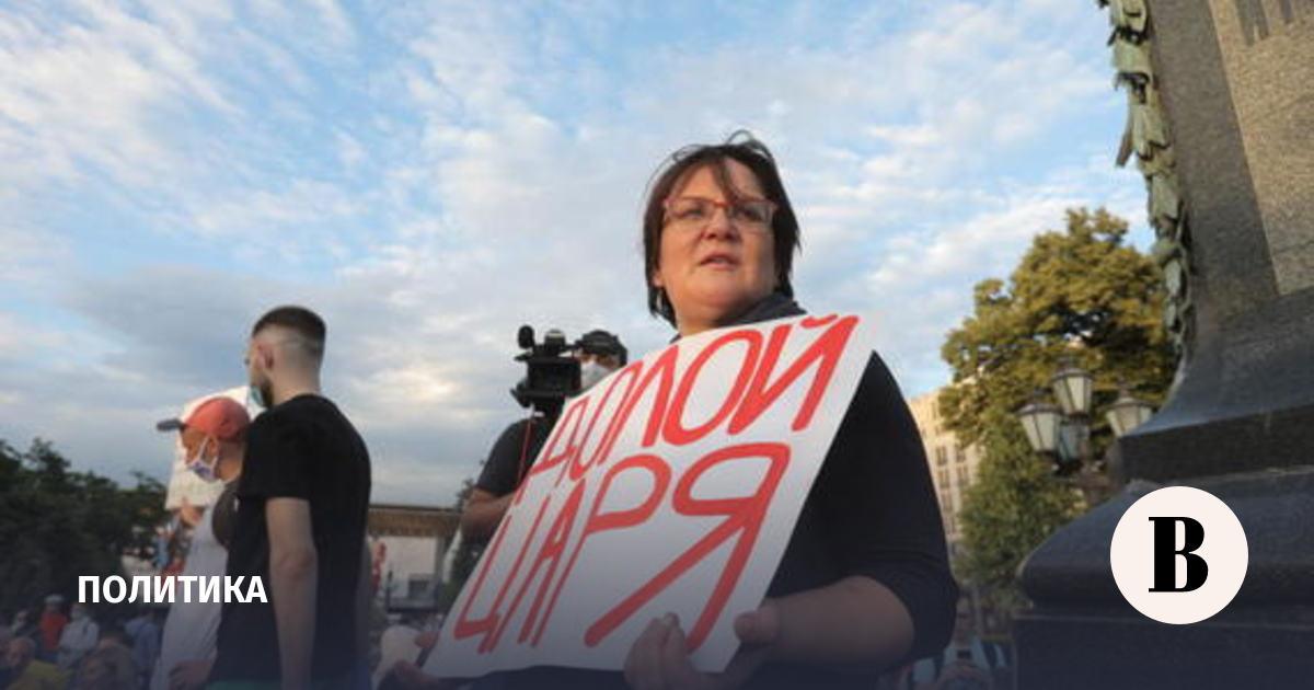 У организатора кампании против поправок к Конституции начался обыск