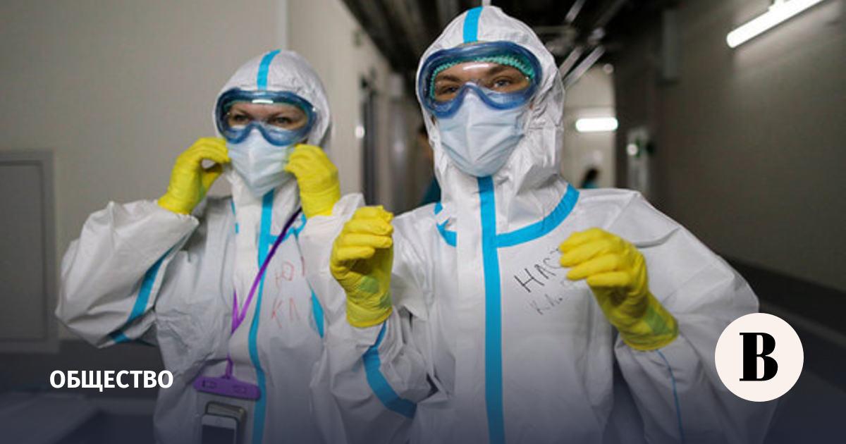 В России зарегистрировали 5,5 тыс. случаев коронавируса за сутки