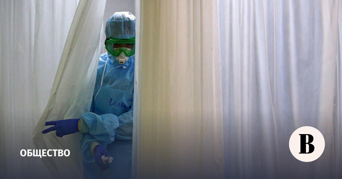 В России за сутки выявлено более 5400 больных коронавирусом