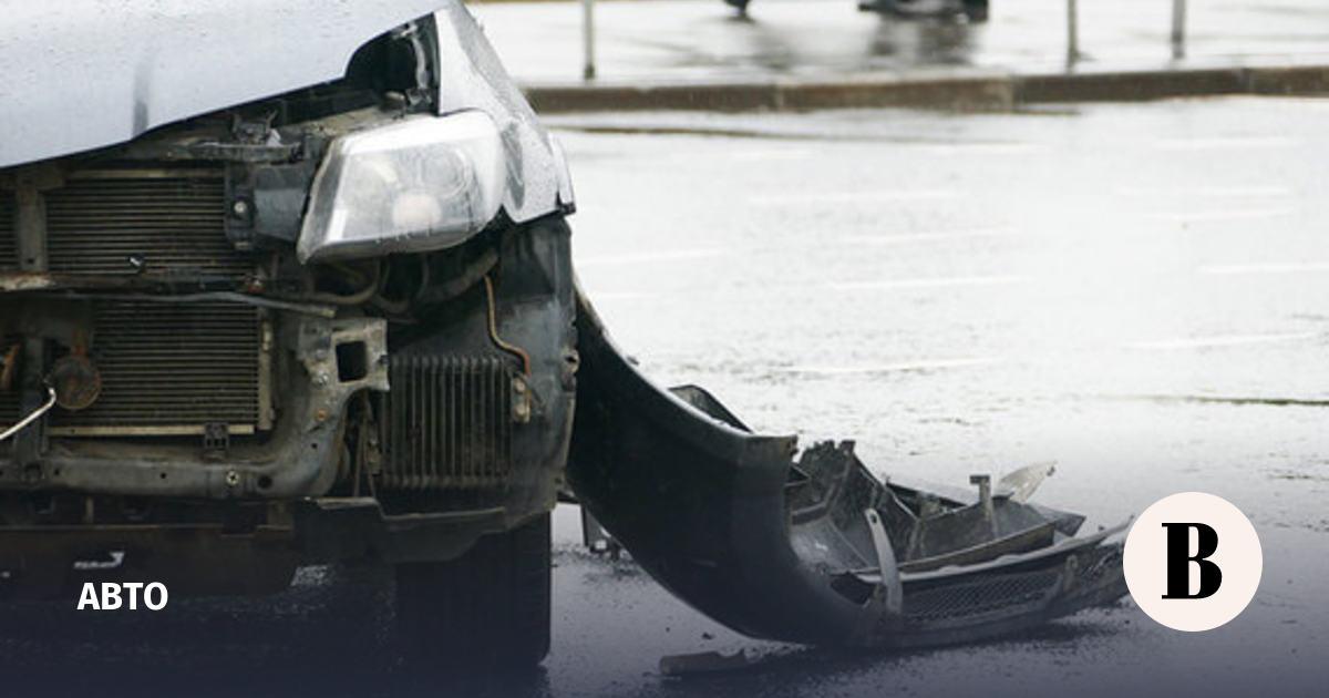 Власти назвали самые аварийные трассы Москвы