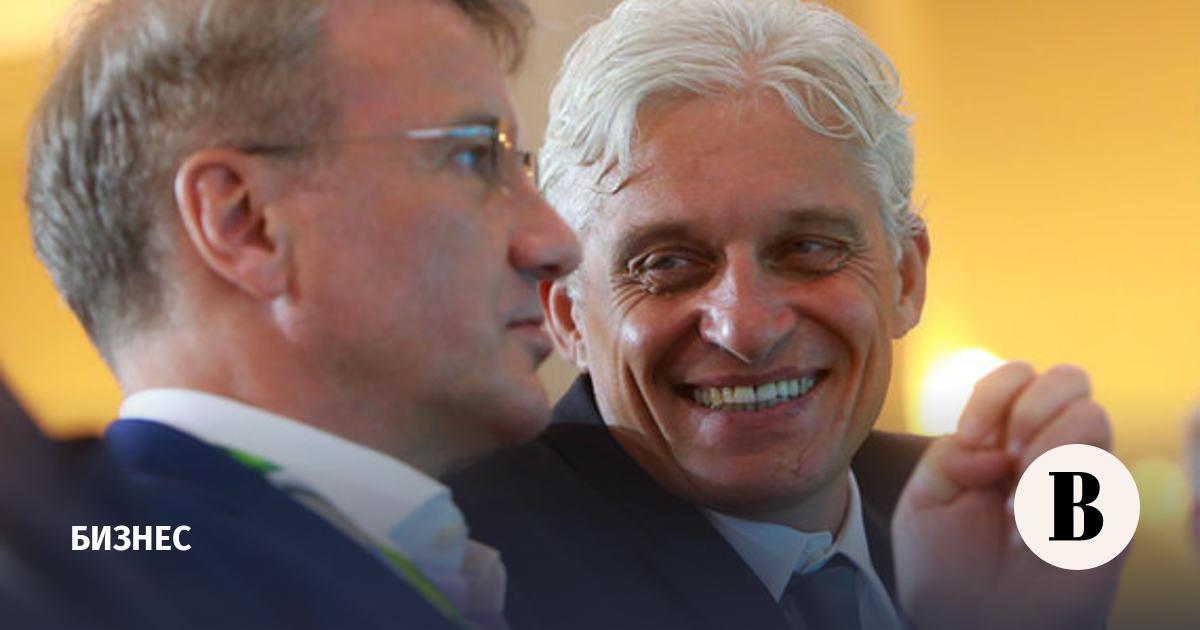 Тиньков предложил сделать Грефа премьер-министром