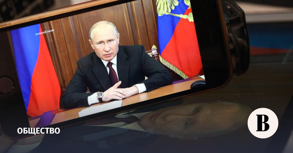 Путин призвал не расслабляться в борьбе с коронавирусом
