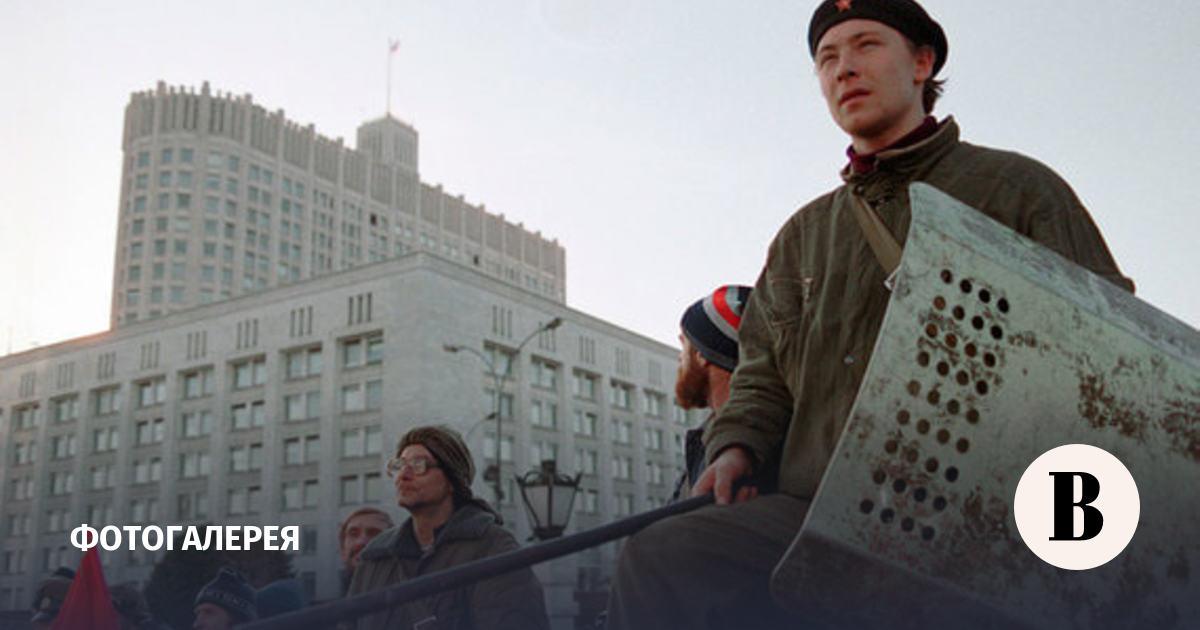 События в Москве 3-4 октября 1993 года. Фотогалерея - Ведомости