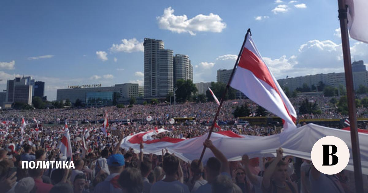 В Белоруссии возбудили более 500 уголовных дел в связи с протестами