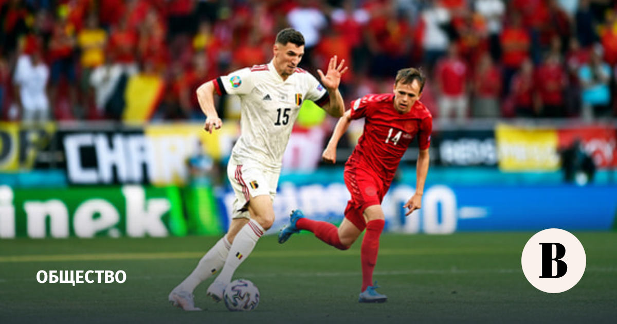 Бельгия обыграла Данию на Евро-2020 и вышла в плей-офф