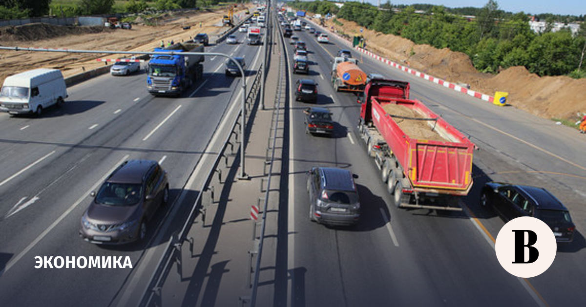 На строительство трассы Москва — Казань выделили еще почти 43 млрд рублей