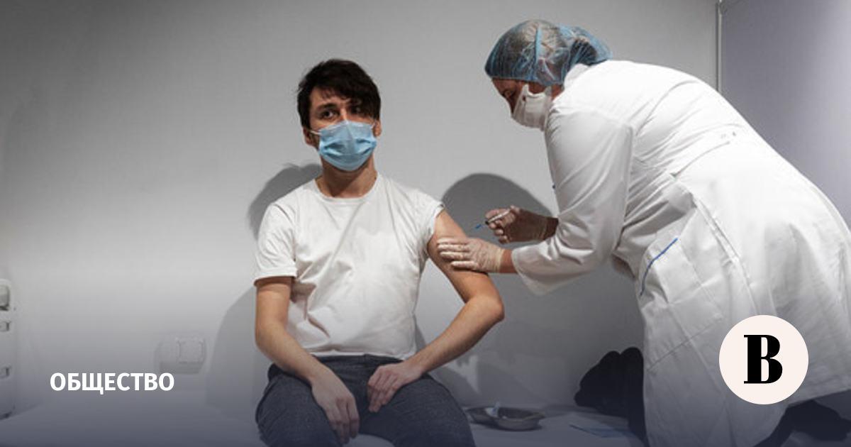 В Подмосковье сообщили о выполнении плана вакцинации от коронавируса на 95%