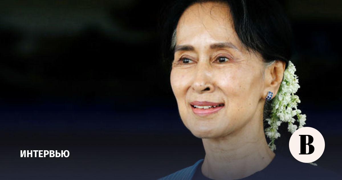 «Мы только начинаем учить мир бирманской демократии»
