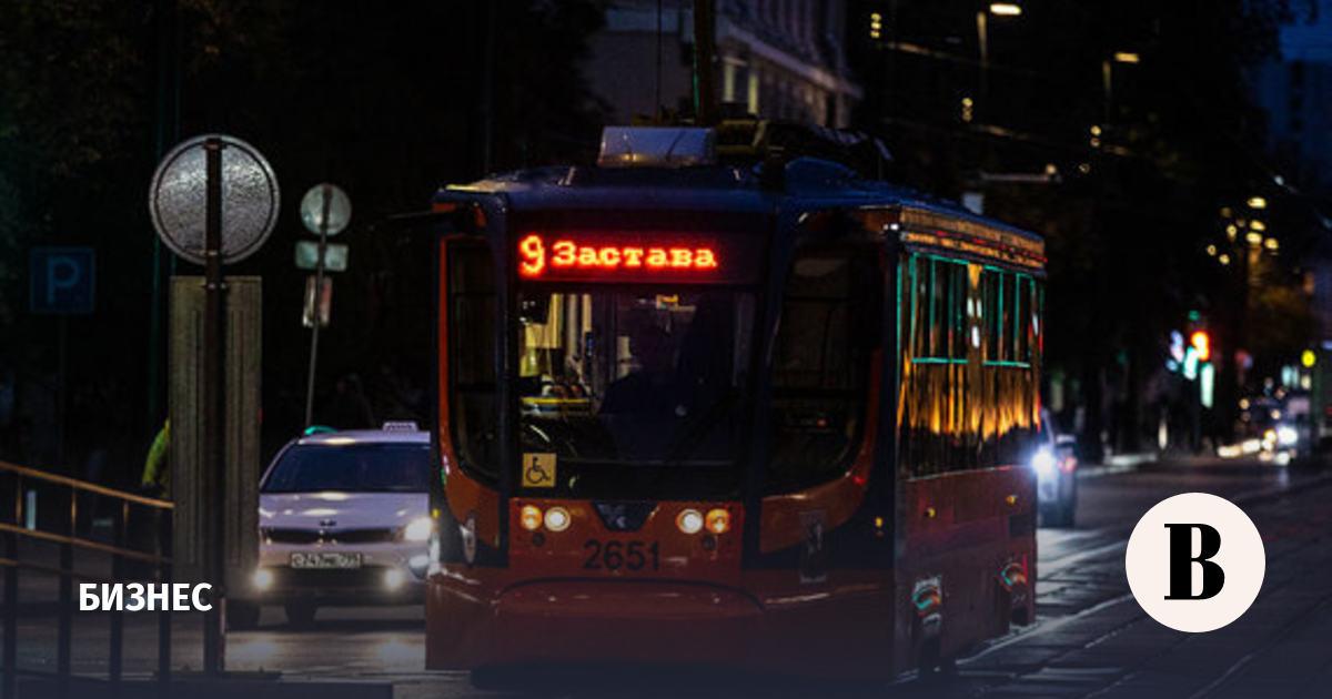 Правительству предложили поддержать обновление электротранспорта в городах
